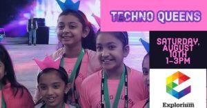 Techno Queens