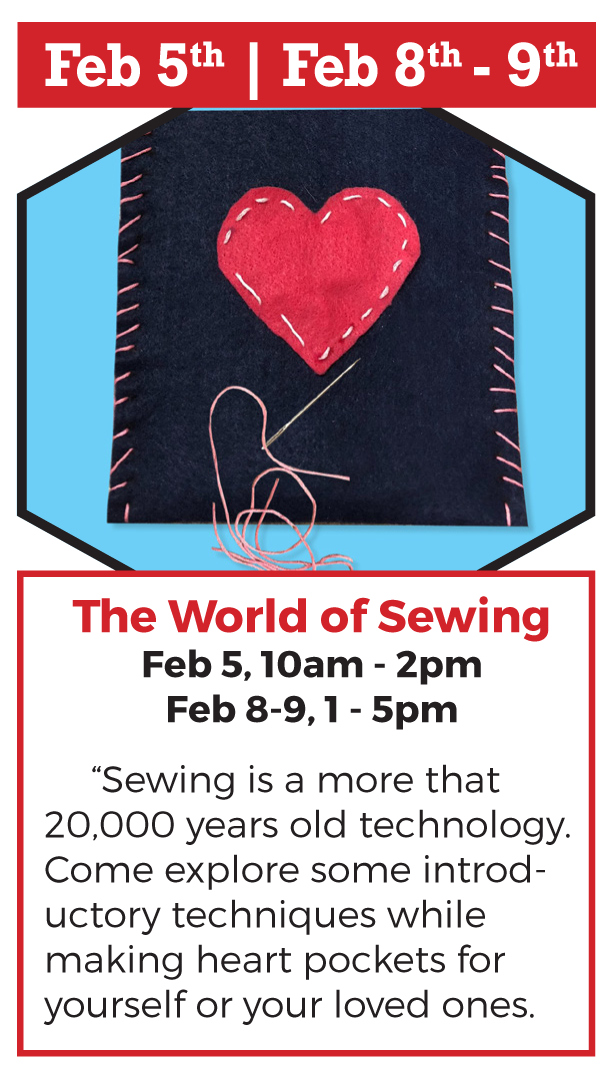 The Art & Science of Sewing