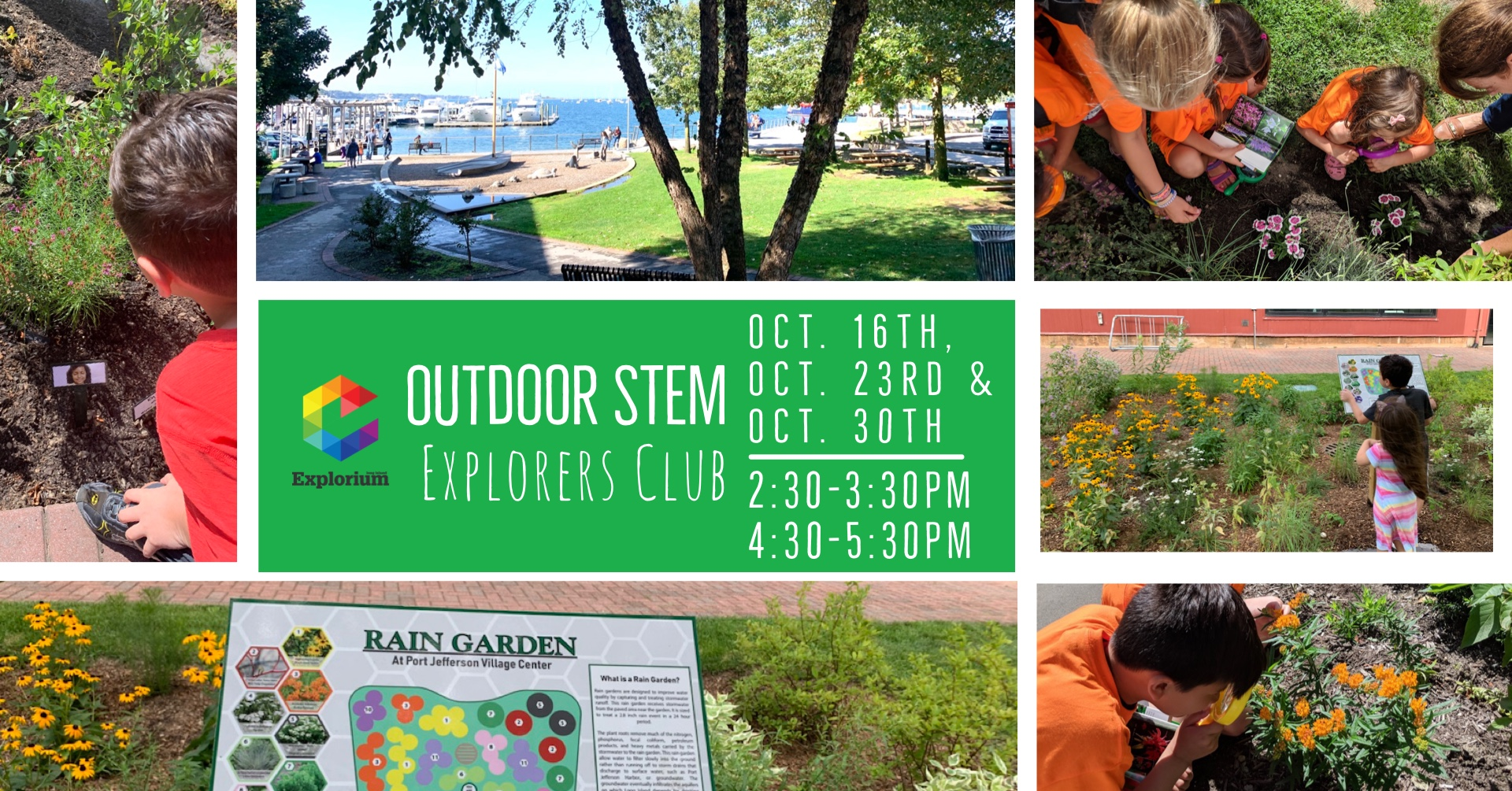 Outdoor stem club 2 - 230pm