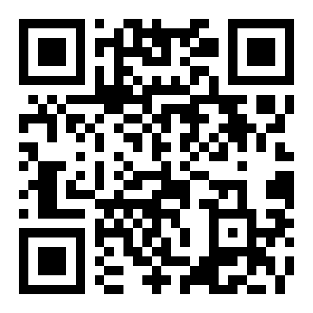 QR code that will take you to our COVID-19 Survey