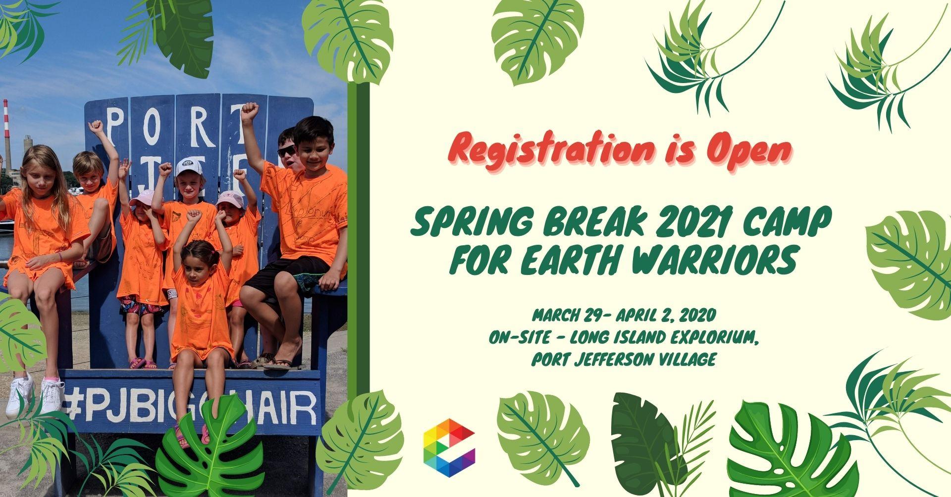 Spring Break 2021 Event-onsite