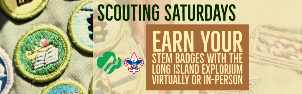 scouting Saturdays banner