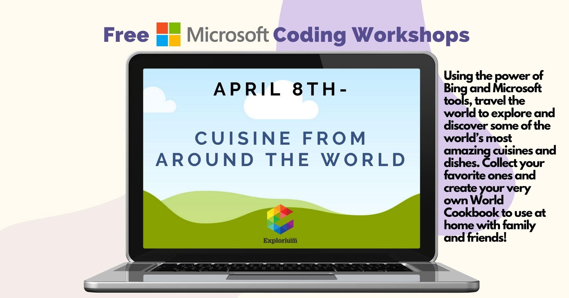April 8th Microsoft Wksp