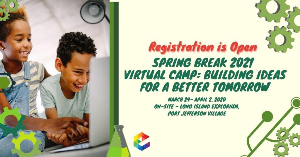Spring Break 2021 Event-virtual