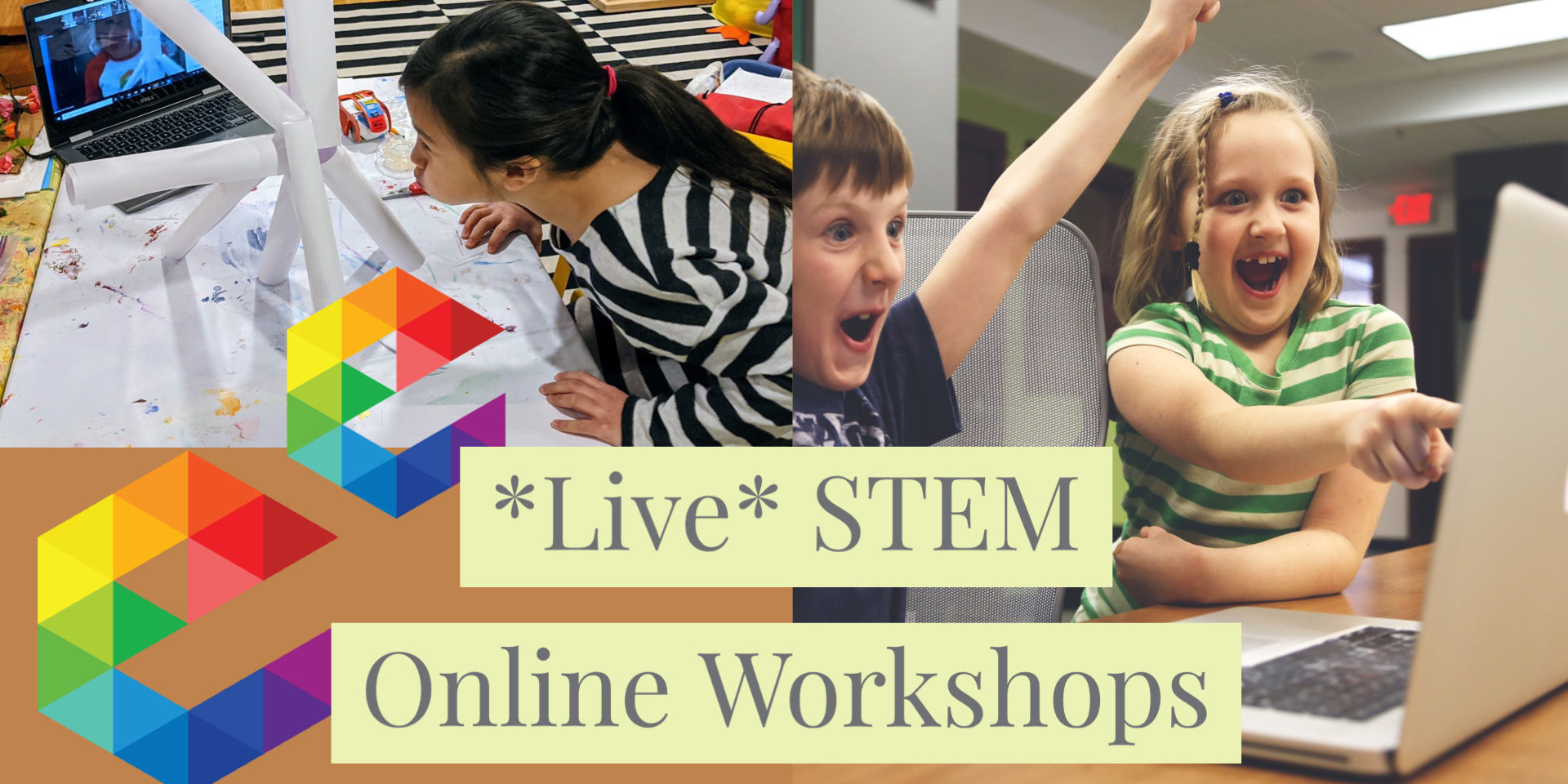 Online -STEM-workshop